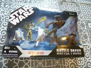 *NEW* Star Wars Ambush on Ilum  Battle Pack