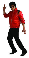Mens Michael Jackson Deluxe Beat It Jacket  King of Pop Adult Size XLarge