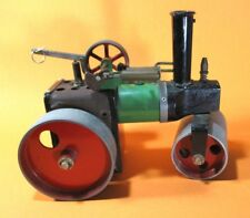 STEAM ENGINE ROAD ROLLER TOY**MAMOD**VINTAGE**COLOR WHEEL INCLUDED
