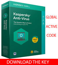 Kaspersky ANTI-VIRUS Security 2019 For Windows 1 PC/ 1 Year / Global Key / 6.15$