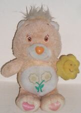 """Friend Bear Care Bear McDonalds Happy Meal Toy 2004 5"""" Edition"""