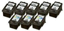 8pk PG-210XL CL-211XL Ink for Canon PIXMA iP MP MX Series