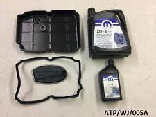 Transmission Oil Pan &Service KIT Grand Cherokee WJ 2.7CRD 2001-2004 ATP/WJ/005A