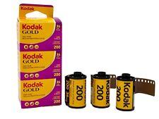 Kodak Gold 200 35mm 3 Pack 36exp