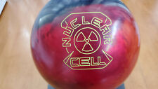 Roto Grip NUCLEAR CELL 15 Lbs  used Bowling ball  low games pin up