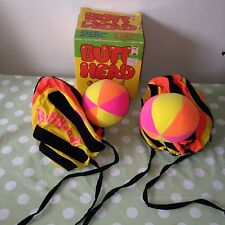 Vintage Collectable Butt Head Hat Party Ball Game Toy - PURCHASED FROM HAMLEYS