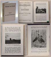 Klintz Heimat & Schule Das Ostufer des Neusiedlersees 1935 Österreich Ungarn xy