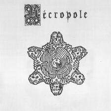 Necropole - Necropole CD 2016 black metal France demos Northern Heritage