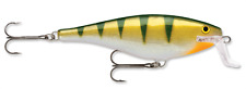 "Rapala Super Shad Rap 14 ""Yellow Perch"""