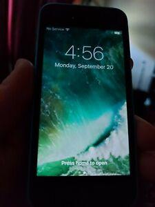 Apple iPhone 5c - 16GB - Blue (Unlocked) A1532 (GSM)