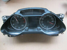 Audi A4 8K Tacho Kombiinstrumen Tachometer 8K0 920 930 B 8K0920930B Original