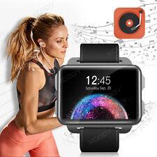 "2.2"" DM99 3G Smartwatch Quad-Core Android 5.1 1+16GB GPS Wifi SIM GSM Bluetooth"