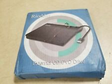 New listing Rioddas External Cd/Dvd Drive Usb 2.0/3.0 Window/Linux/Mac Compatible