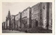 BF17314 mezquita portadas del exteror de la catel cordoba spain front/back image