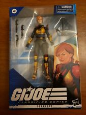 GI Joe Classified Series Scarlett Action Figure