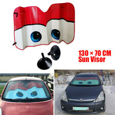 Universal Car Front Rear Window Visor Sun Shade Shield Windshield Cover UV Block