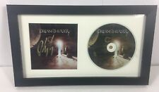MIKE PORTNOY DREAM THEATER BLACK CLOUDS SIGNED AUTOGRAPH CD DISPLAY w/ PROOF