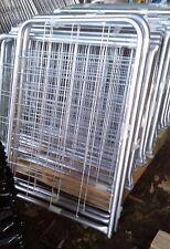 Steel Farm Gate Galvanised Mesh - 840mm (3 feet)