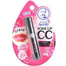 Rohto Japan MENTHOLATUM Water Lip Tone Up CC SPF20 PA++ 4.5g -  Pink
