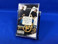 Original Flavor ‎– Beyond Flavor | Cassette Tape Album PROMO Hype Sticker SEALED
