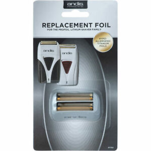 Andis ProFoil 17160 Replacement Foils for Shavers #17150 and #17200 NEW