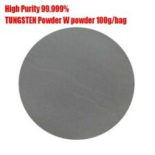 100g Pure W High Purity 99999 Metal Powder Dust Lab Science Quality Material