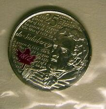 2013 25 Cent de Salaberry Canada Coin