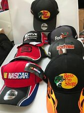 NASCAR NEW IN ASSORTED CAPS