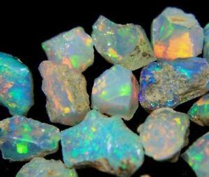 AAA Grade Natural Opal Rough Stone~AAA Quality Multi Fire opal rough~ opal Raw