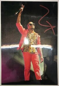 KANYE WEST Authentic Hand Signed Autograph 7x11 photo with COA