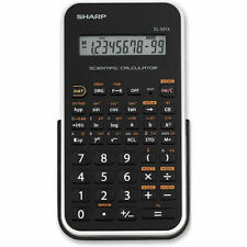 Sharp Scientific Calculator Handheld EL-501X