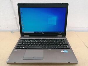 Core i5 HP Probook 6570B. 2.6ghz / 8GB / 240GB SSD / Windows 10 (1)