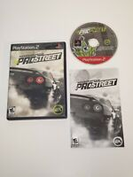 Need For Speed Prostreet ORIGINAL (Sony Playstation 2 ps2) Complete