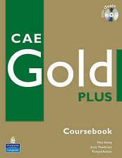 CAE Gold Plus, Very Good Condition Book, Kenny, Nick, Newbrook, Mrs Jacky, ISBN