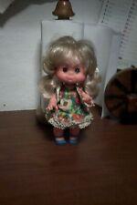 bambola graziosa marchio MIGLIORATI h.cm 22  vestito originale leggi..