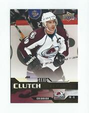 2007-08 Upper Deck Clutch Performers #CP6 Joe Sakic Avalanche