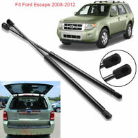 For Ford Escape 2008-2012 Car Rear Windows Gas Lift Support Struts Tailgate 2Pcs