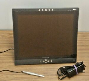 """SMART Technologies Podium ID370 Interactive Pen Display 17"""" Monitor with Charger"""