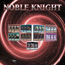 NOBLE KNIGHT DECK CORE | 27 Cards | CYHO & SOFU YuGiOh