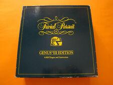 Trivial Pursuit - Genus III Edition
