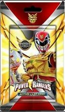 POWER RANGERS CARD GAME ACG SET 3 : UNIVERSE OF HOPE BOOSTER PACK LOT X 15