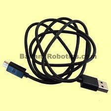 Micro USB Cable Type A to Micro Type B for PC to Microcontroler Camera Phone
