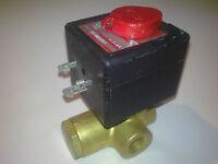 ASCO SOLENOID VALVE SCB223A21 110v air gas water oil heating