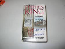 HEARTS IN ATLANTIS Stephen King Unabridged 16 Cassettes