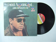 Adriano Celentano – I Miei Americani (Tre Puntini) 2 - Disco 33 Giri LP Album