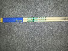Rush/Neil Peart R30 drumsticks - Very rare ProMark Green R30 Drum Sticks.