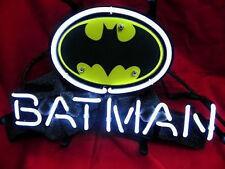 """New BATMAN COMIC HERO Beer Neon Light Sign 14""""x10"""""""