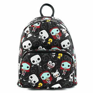 Funko Nightmare Before Christmas Mini Backpack Jack Sally new