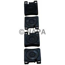 Disc Brake Pad Set-4 Door, Wagon Rear NAPA/RAYLOC SAFETY STOP-RSS SS7484M