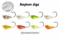 Blackfish Bugz Jig Asylum Jigz Tatoug Tog Seabass 1oz 3/0 - Pick